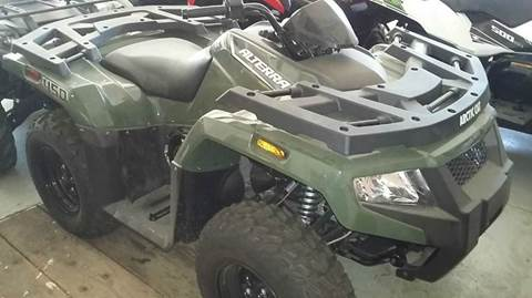 2016 Arctic Cat ALTERRA 45O for sale at Faw Motor Co in Cambridge NE