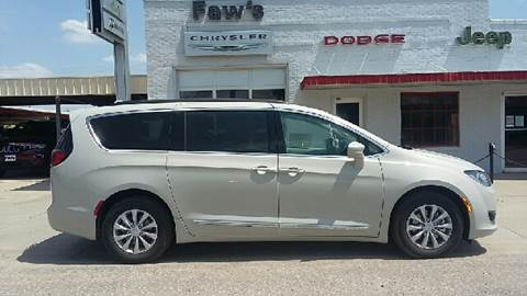 2017 Chrysler Pacifica for sale at Faw Motor Co in Cambridge NE