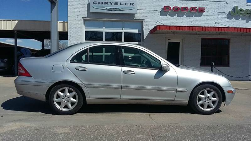 2003 Mercedes-Benz C-Class for sale at Faw Motor Co in Cambridge NE
