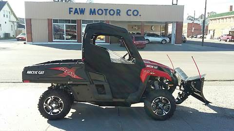 2017 Arctic Cat HDX 700 XT EPS for sale at Faw Motor Co in Cambridge NE