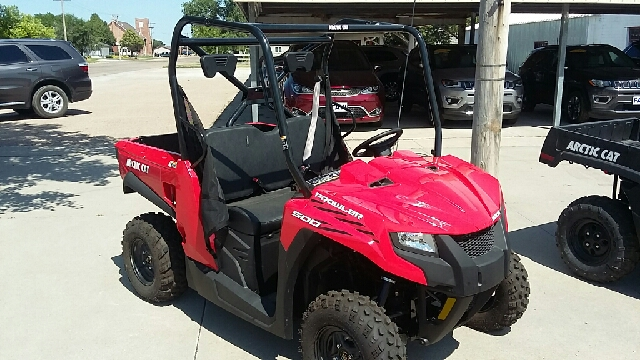 2017 Arctic Cat Prowler 500 for sale at Faw Motor Co in Cambridge NE