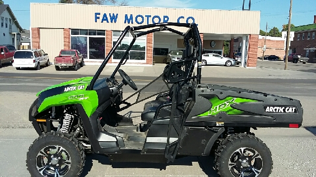 2017 Arctic Cat HDX 500 XT for sale at Faw Motor Co in Cambridge NE