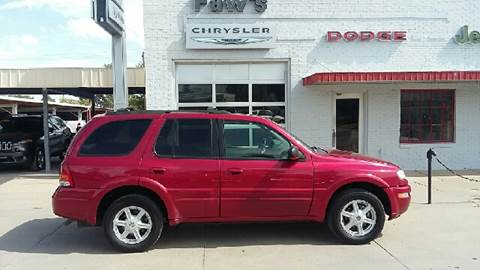 2002 Oldsmobile Bravada for sale in Cambridge, NE