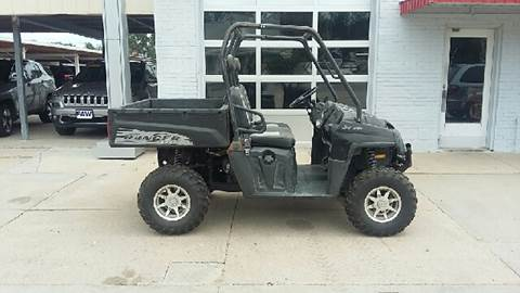 2009 Polaris Ranger 4x4 for sale in Cambridge, NE