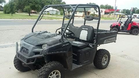 2009 Polaris Ranger 4x4