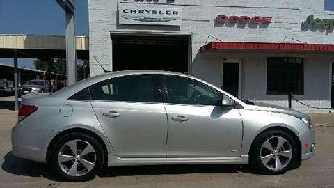 2011 Chevrolet Cruze for sale in Cambridge, NE