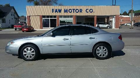 2005 Buick LaCrosse for sale in Cambridge, NE