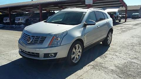 2015 Cadillac SRX for sale at Faw Motor Co in Cambridge NE