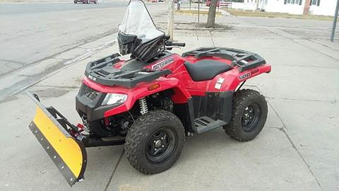 2017 Arctic Cat Alterra 400 for sale at Faw Motor Co - Faws Garage Inc. in Arapahoe NE