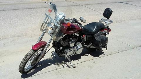 2004 Harley-Davidson XL1200C for sale at Faw Motor Co in Cambridge NE