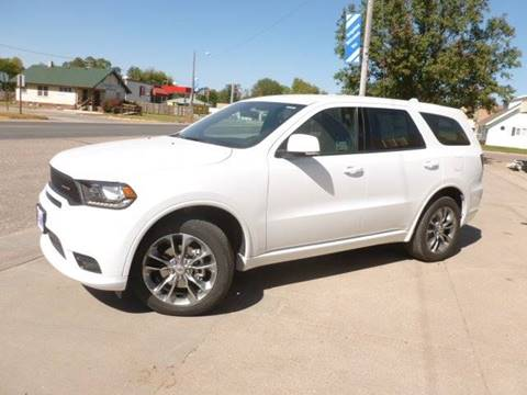 2019 Dodge Durango GT Plus for sale at Faw Motor Co - Faws Garage Inc. in Arapahoe NE
