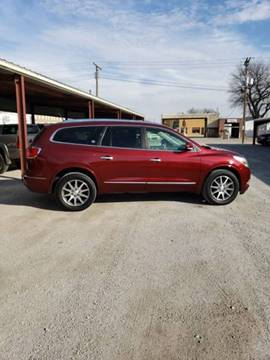 2017 Buick Enclave for sale at Faw Motor Co in Cambridge NE