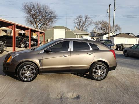 2012 Cadillac SRX for sale at Faw Motor Co in Cambridge NE