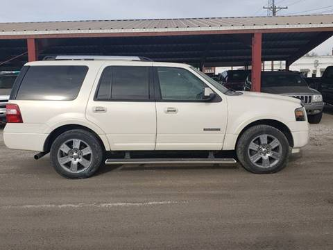 2008 Ford Expedition for sale at Faw Motor Co in Cambridge NE