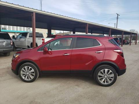 2020 Buick Encore for sale at Faw Motor Co in Cambridge NE
