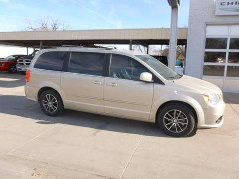 2016 Dodge Grand Caravan for sale at Faw Motor Co in Cambridge NE