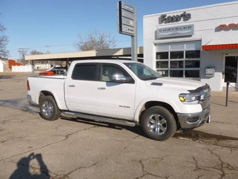 2020 RAM Ram Pickup 1500 for sale at Faw Motor Co in Cambridge NE