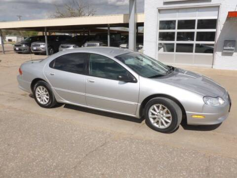 2002 Chrysler Concorde for sale at Faw Motor Co in Cambridge NE