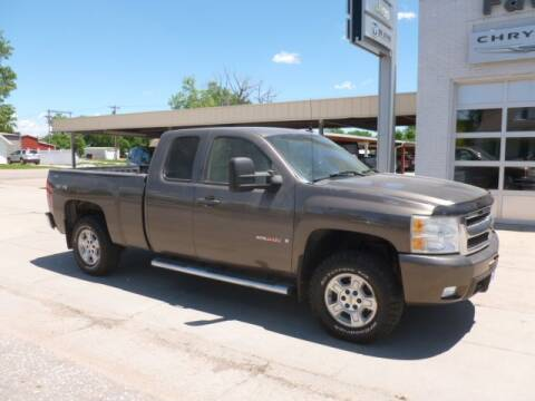 2008 Chevrolet Silverado 1500 for sale at Faw Motor Co in Cambridge NE