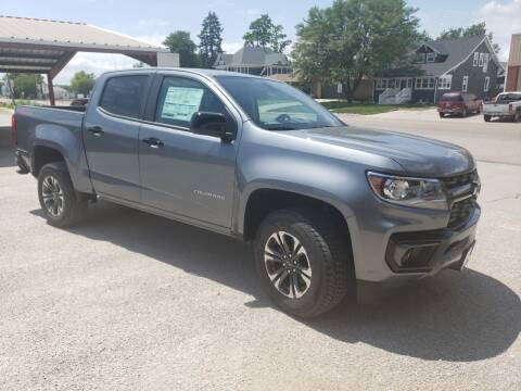 2021 Chevrolet Colorado for sale at Faw Motor Co in Cambridge NE