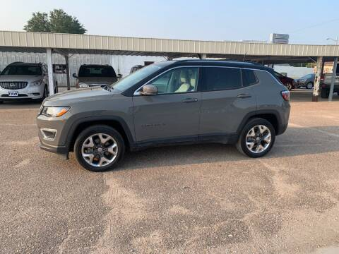 2019 Jeep Compass for sale at Faw Motor Co in Cambridge NE