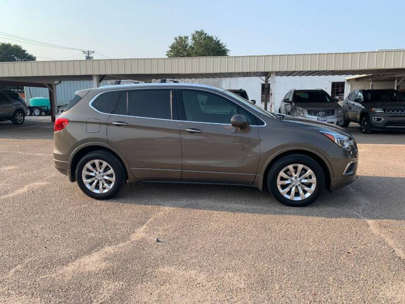 2017 Buick Envision for sale at Faw Motor Co in Cambridge NE
