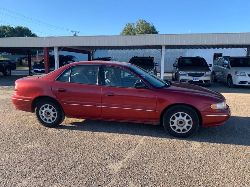 1999 Buick Century for sale at Faw Motor Co in Cambridge NE