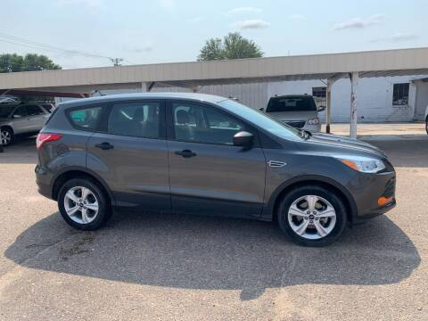 2015 Ford Escape for sale at Faw Motor Co in Cambridge NE