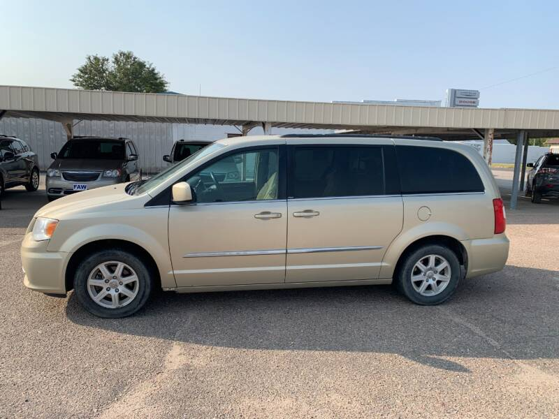 2011 Chrysler Town and Country for sale at Faw Motor Co in Cambridge NE