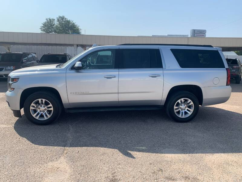 2020 Chevrolet Suburban for sale at Faw Motor Co in Cambridge NE