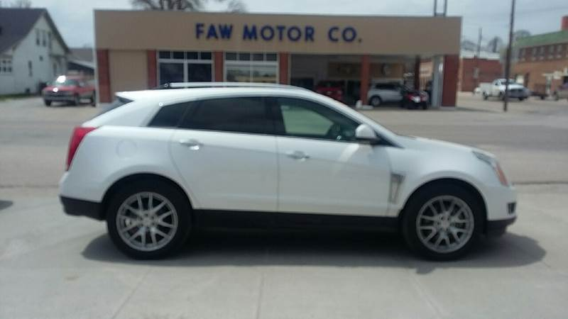 2014 Cadillac SRX for sale at Faw Motor Co - Faws Garage Inc. in Arapahoe NE