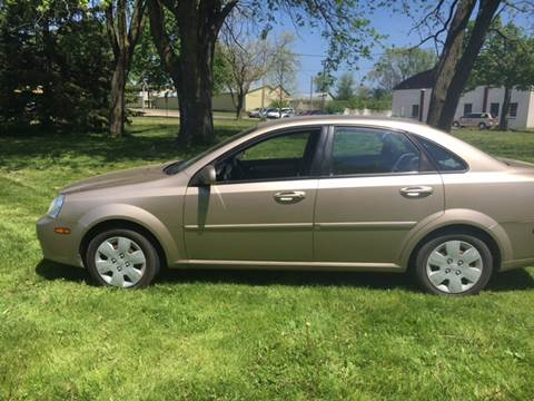 2008 Suzuki Forenza for sale in Austin, MN