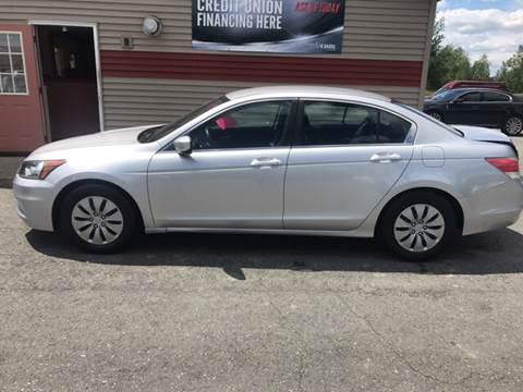 2012 Honda Accord for sale in Newport, VT