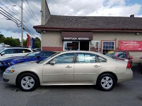 2010 Chevrolet Impala for sale in Newport, VT