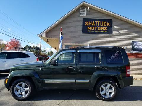2011 Jeep Liberty for sale in Newport, VT