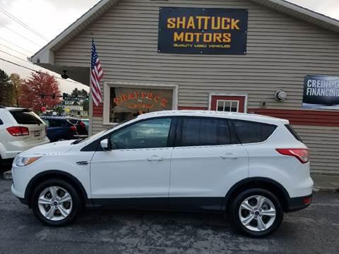 2016 Ford Escape for sale in Newport, VT