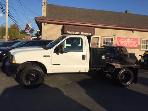2002 Ford F-350 Super Duty for sale in Newport, VT