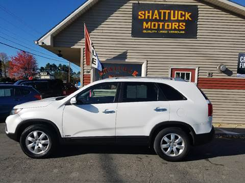 2013 Kia Sorento for sale in Newport, VT