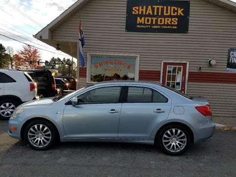 2010 Suzuki Kizashi for sale in Newport, VT