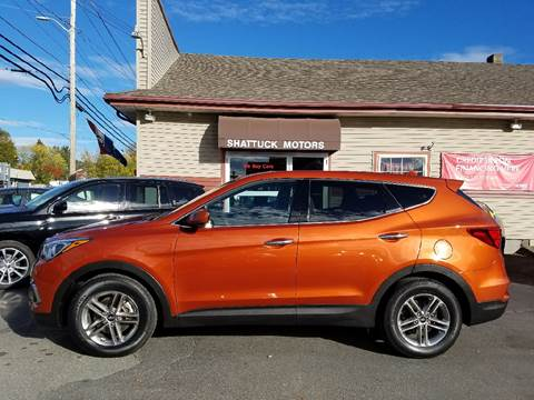 2017 Hyundai Santa Fe Sport for sale in Newport, VT