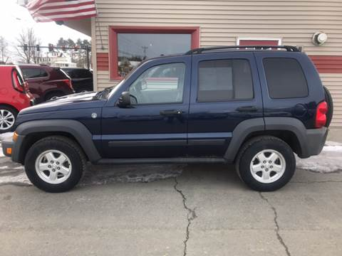 2006 Jeep Liberty for sale in Newport, VT