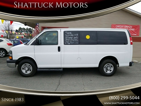 2016 Chevrolet Express Passenger for sale in Newport, VT