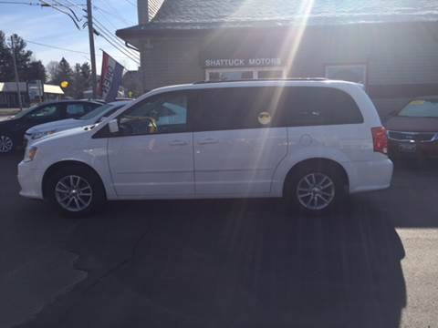 2015 Dodge Grand Caravan for sale in Newport, VT