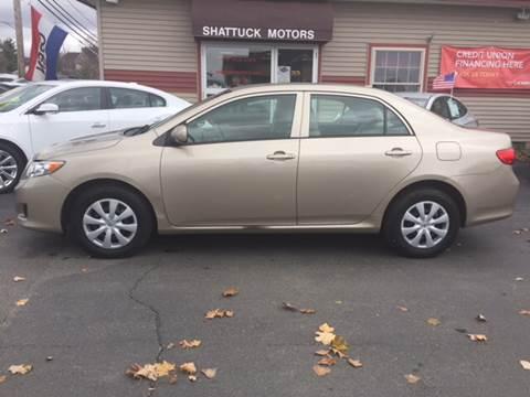2010 Toyota Corolla for sale in Newport, VT