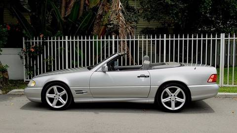 1998 Mercedes-Benz SL-Class for sale in Fort Lauderdale, FL