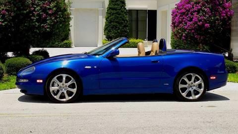 2004 Maserati Spyder for sale in Fort Lauderdale, FL