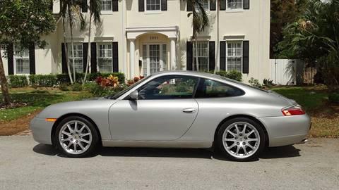 2001 Porsche 911 for sale in Fort Lauderdale, FL