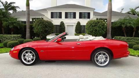 2002 Jaguar XK-Series for sale in Fort Lauderdale, FL