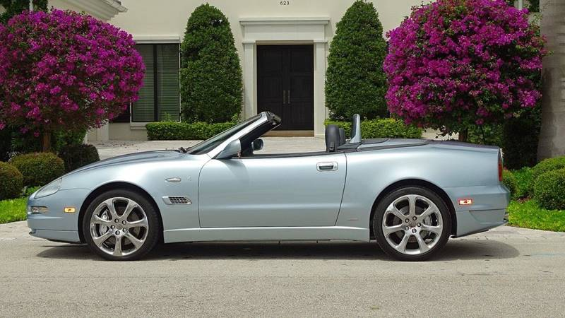 2005 Maserati Spyder Cambiocorsa 2dr Convertible In Fort Lauderdale ...