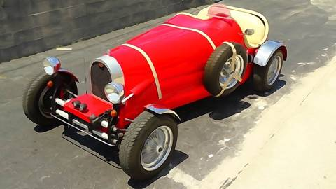 1929 Bugatti Veyron 16.4 for sale at Premier Luxury Cars in Oakland Park FL